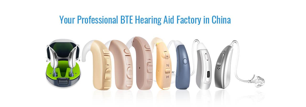 BTE Hearing Aid Manufacturer