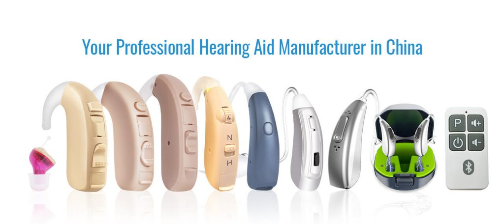 Hearing Aid Manufacturer and factory
