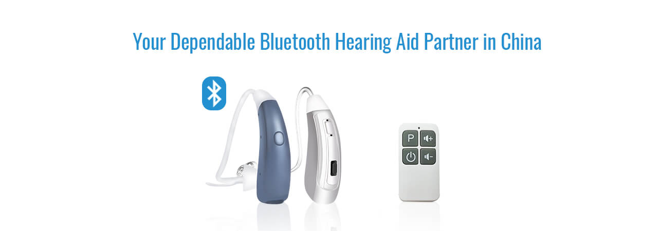 bluetooth Hearing Aid Manufacturer